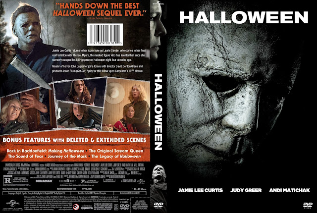 Halloween 2018 Movie Poster: Free DVD, Bluray Covers And Movie Posters