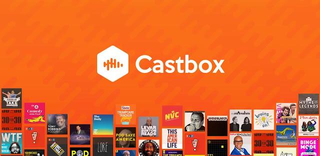 CastBox: Free Podcast Player, Radio & Audio Books v7.55.4 [Premium] – تطبيق تنزيل و تشغيل كاستبوكس بودكاست للأندرويد!
