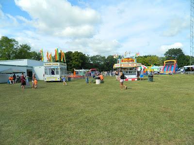 carnival at Sumner Daze Festival