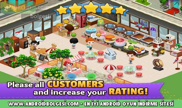 Cafeland Restoran Oyunu Mod apk