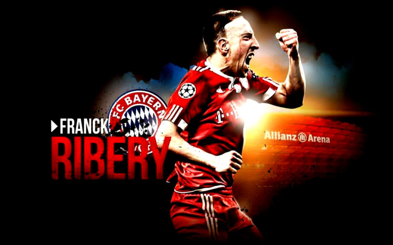 New Franck Ribery Bayern Munchen 2015 Full Hd Wallpaper This Wallpapers