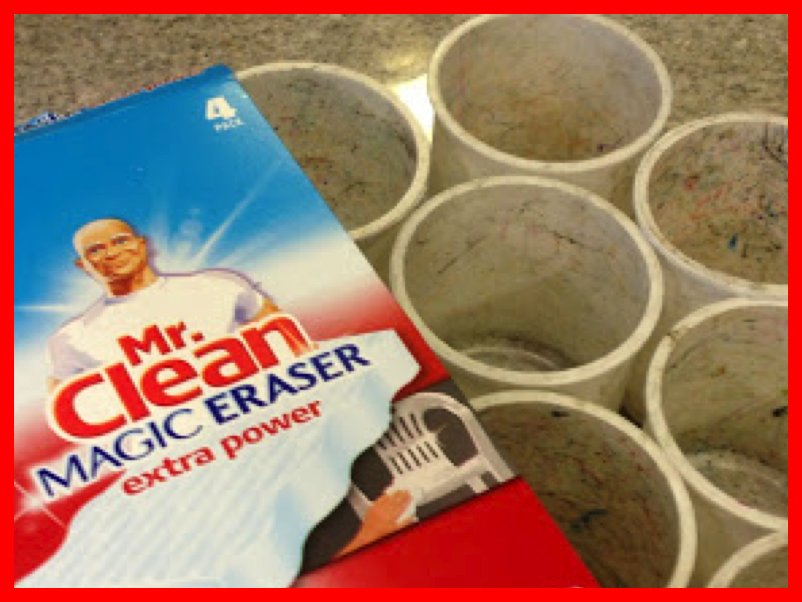 Bright Ideas Round-Up,magic eraser, mr. clean