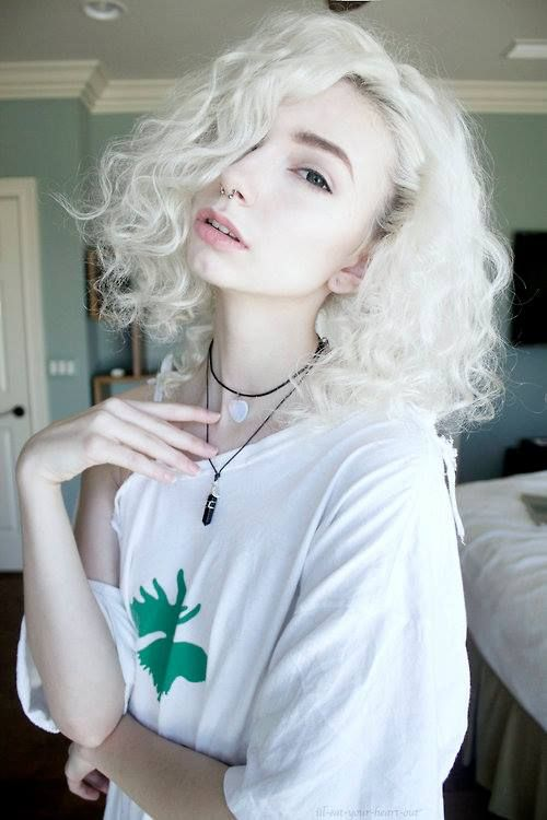 Chicas Albinas - Albino Girls