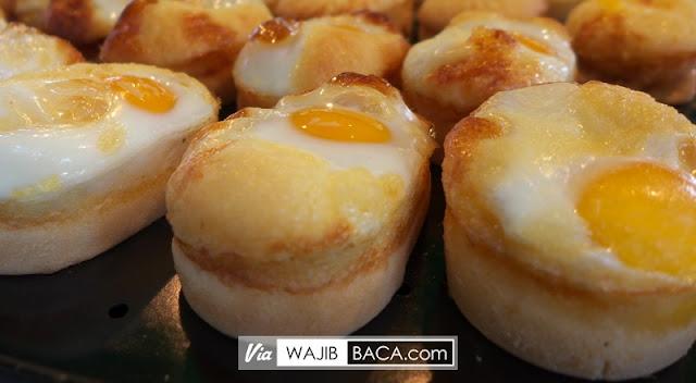 Roti Isi Telur Rebus, Kudapan A la Korea yang Pastinya Menggugah Selera, Intip Yuk!