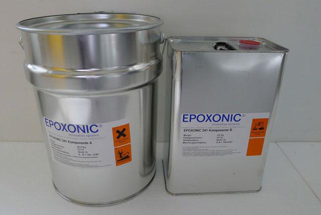 Resinas epoxi y poliuretano