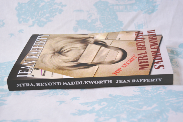 Review of Jean Rafferty's Myra, Beyond Saddleworth