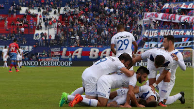 Chacarita Juniors vs Vélez Sarsfield