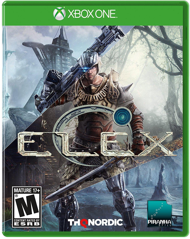 new games  elex  pc  ps4  xbox one