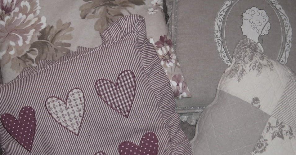 shabby chic co kissen decken co unverzichtbare accessoires. Black Bedroom Furniture Sets. Home Design Ideas