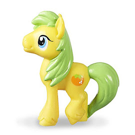My Little Pony Wave 13B Mosely Orange Blind Bag Pony
