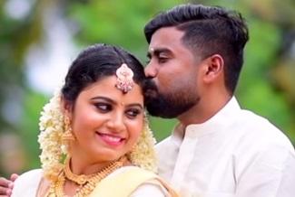 Kerala best Cinematic style Hindu wedding Highlight Sarathlal & Jisha 2018