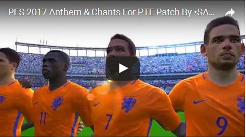PES 2017 Chants & Anthem dari Santri Share It
