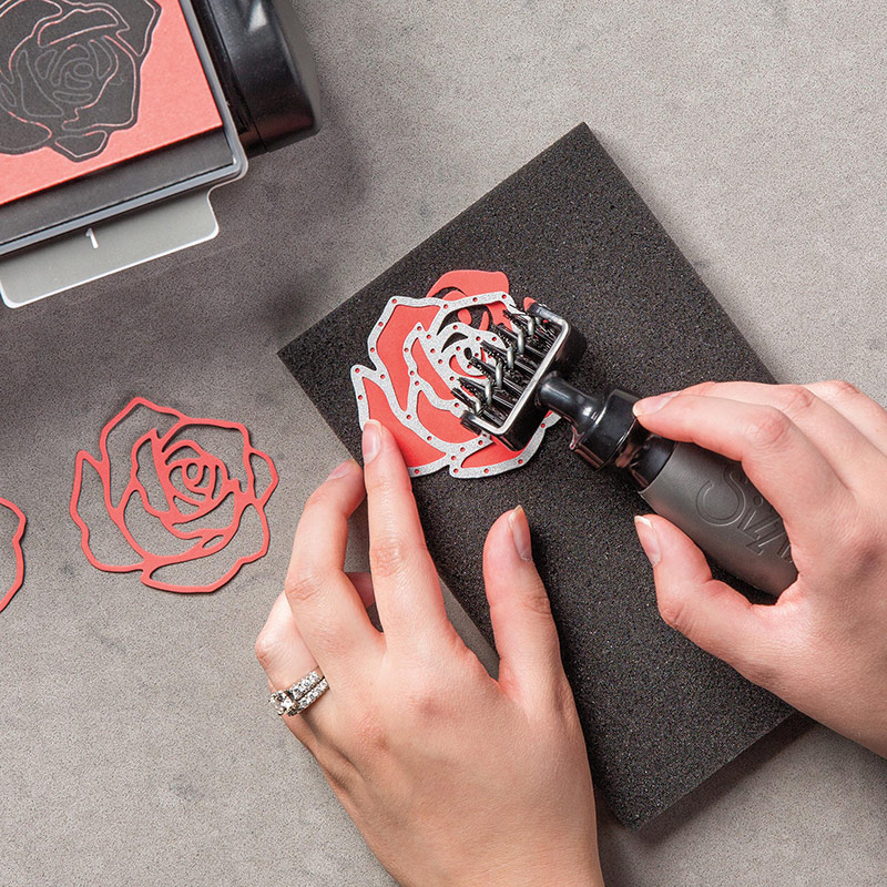 Todays Tuesday Tool Is The Stampin Up Big Shot Die Brush Do You Love Intricate Designs But Not Removing Excess Pieces Of Paper Make It Easy By