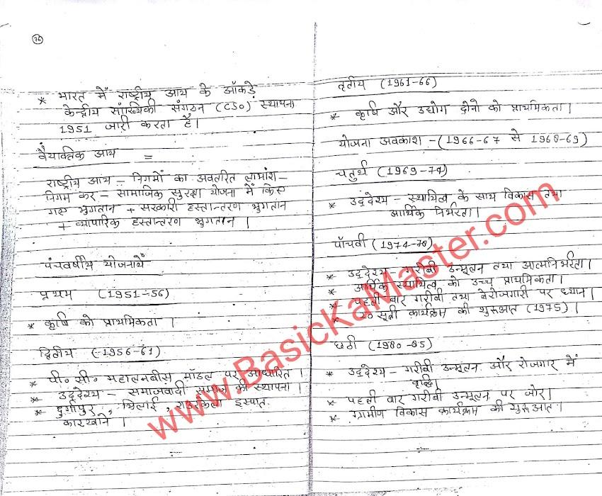 पर्यावरण- सामाजिक अध्ययन Notes- 17