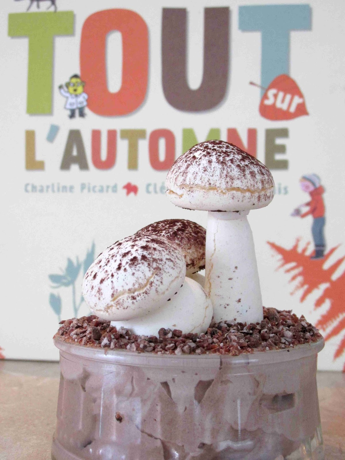 Dessert Automne