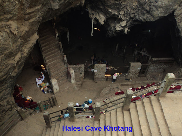Khotang Halesi Cave