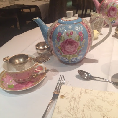 Hush, Mayfair, London, Afternoon Tea, Gin