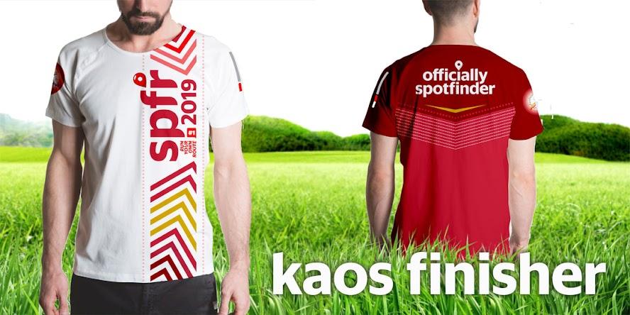 Kaos Spot Finding Run 2019