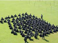 Latihan Pemantapan Yonif Raider 515 Kostrad