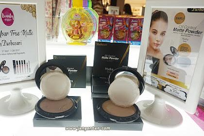 [Tips] Kreasi Bibir Ombre dengan Lip Cream Hi-Matte Purbasari