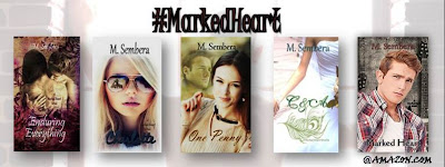 Check our all 4 Marked Heart Novels @amazon.com