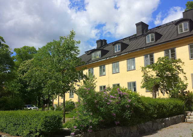 Hotel Skeppsholmen, Stockholm  |  Strolling in the sunshine, finally on afeathery*nest  |  http://afeatherynest.com