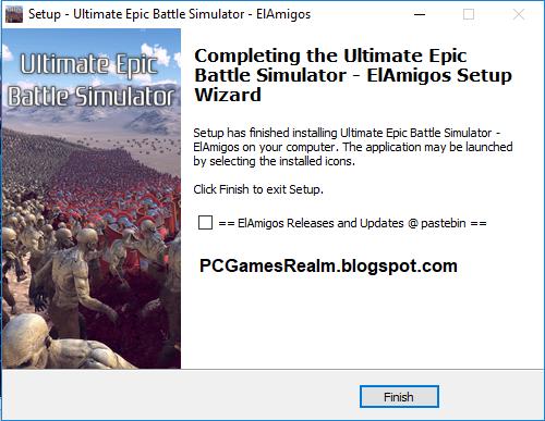 Ultimate Epic Battle Simulator [v1 5 + MULTi2 + Proper Crack] for PC