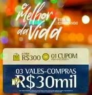 Promoção RioMar Aracaju 2019 Aniversário 30 Anos - 30 Mil Reais