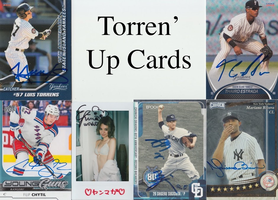 Torren' Up Cards