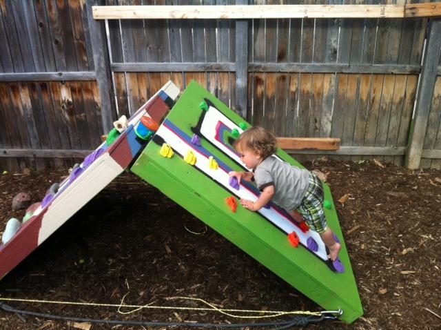 matt 39 s climbing blog adjustable toddler bouldering wall a tutorial. Black Bedroom Furniture Sets. Home Design Ideas