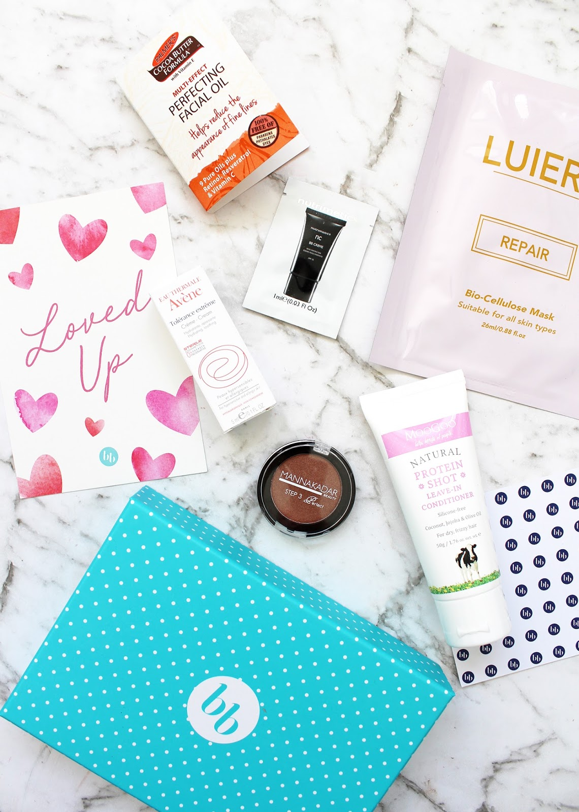 BELLABOX | February All Loved Up Box - Unboxing + Thoughts - CassandraMyee