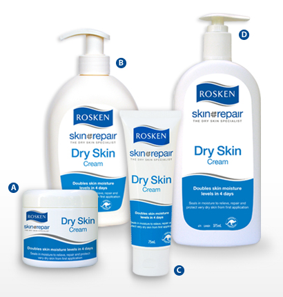 Rosken Skin Repair Dry Skin Cream
