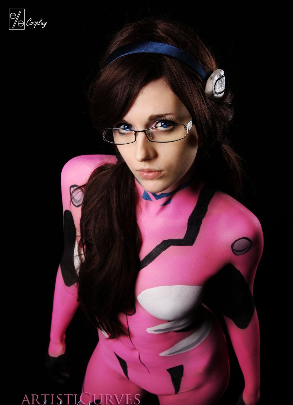 Body paint cosplay costumes