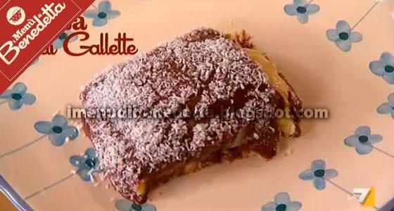 Torta Di Gallette La Ricetta Di Benedetta Parodi