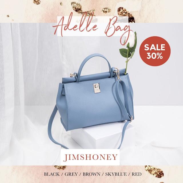 Jims Honey Adele Bag Blue