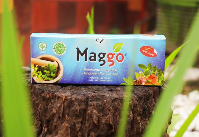 maggo, herbal, sakit maag