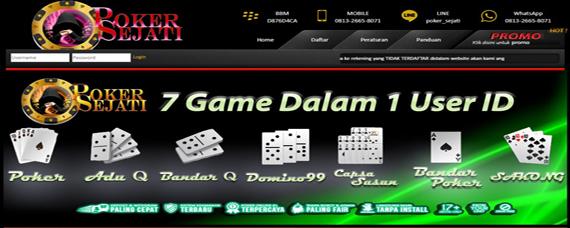 Poker Sejati