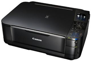 Canon PIXMA MG5250 Driver & All-In-One Printer Manual Installation Download