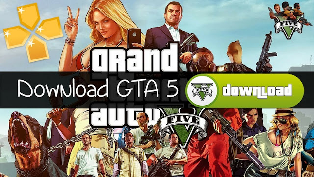 How To Download GTA 5 in Android and iPhone GamePlay