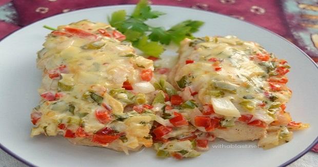 Creamy Sweet Chili Chicken Recipe