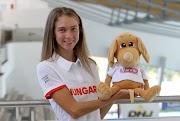 A miskolci Bacsa Fanni is képviseli hazánkat az ifjúsági olimpián