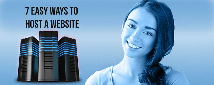 7 Easy Ways to Host a Website: eAskme