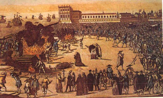 Santa Inquisição | Tribunal da Igreja Católica