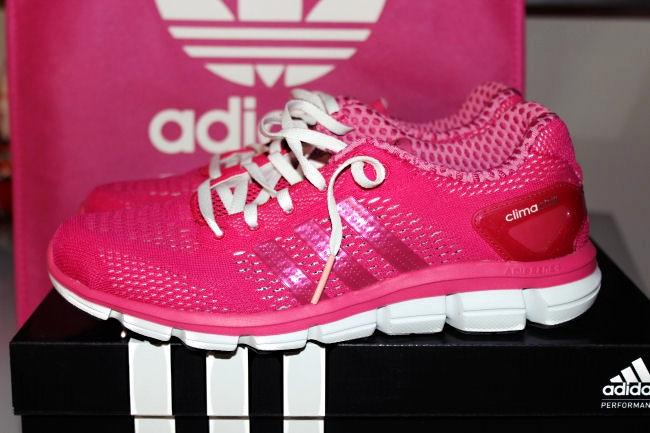 Adidas Climachill zenske patike za trcanje u roze boji