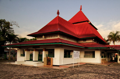 Masjid Jami' di Bengkulu