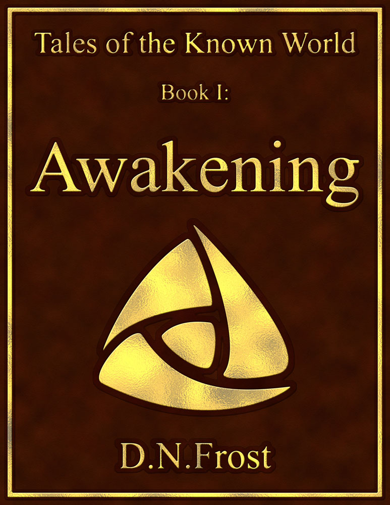 Awakening: Rewire your brain while you read http://DNFrost.com/enlightened Life is an Adventure. Are You Ready? #TotKW