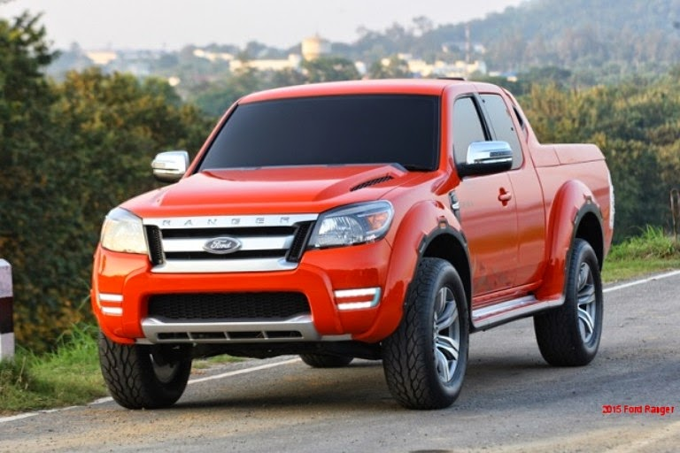 2015 Ford Ranger Diesel Release Date, Reviews and Price ...