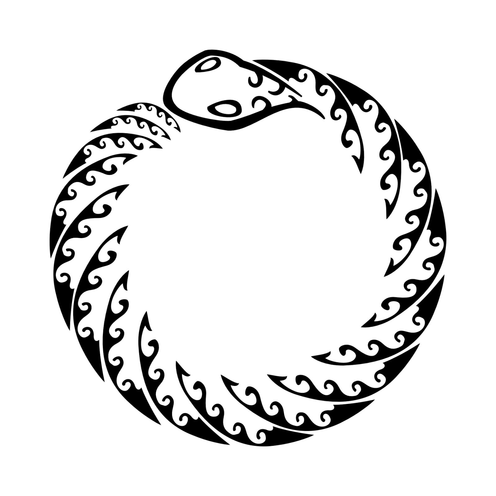 Ouroboros Tattoo Design: Flames-onthesideofmyface: Ouroboros Tattoo Design Images