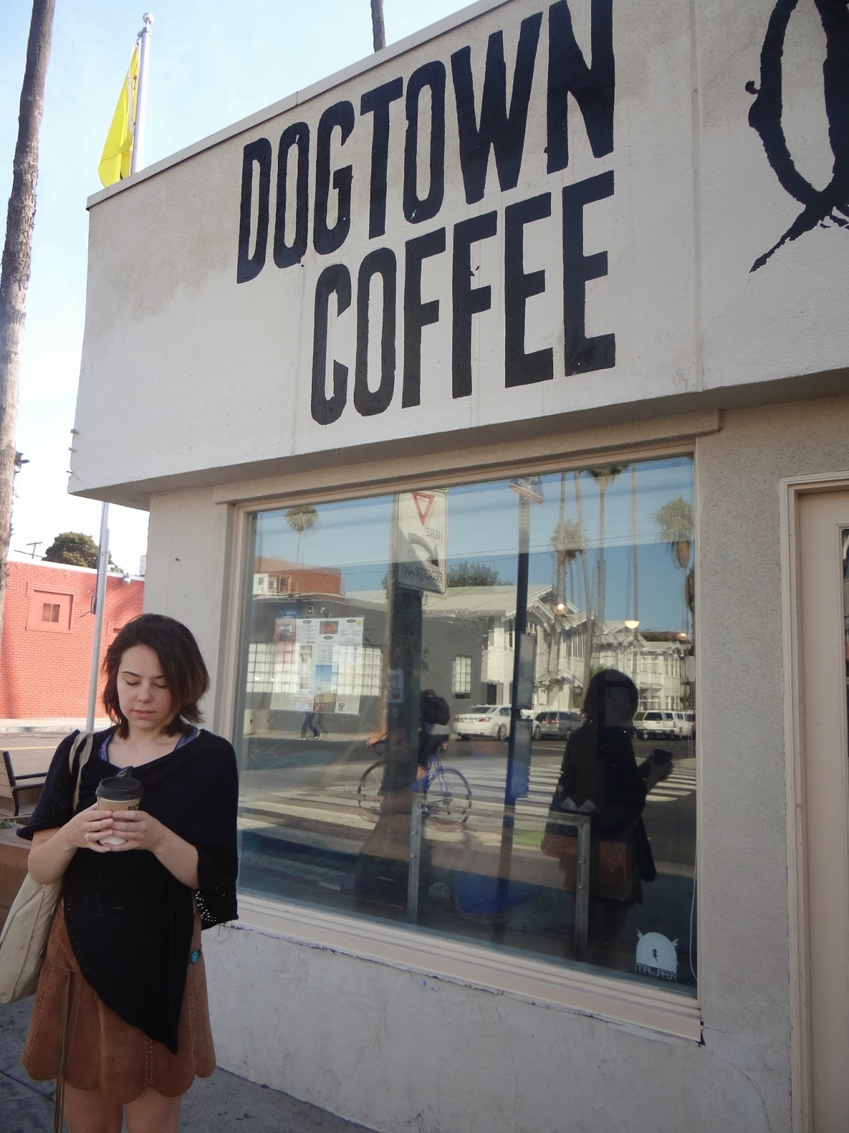 Dogtown Coffee Venice Beach