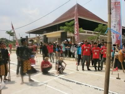 Karawang tetap Menjaga Olahraga Tradional,Ini Buktinya